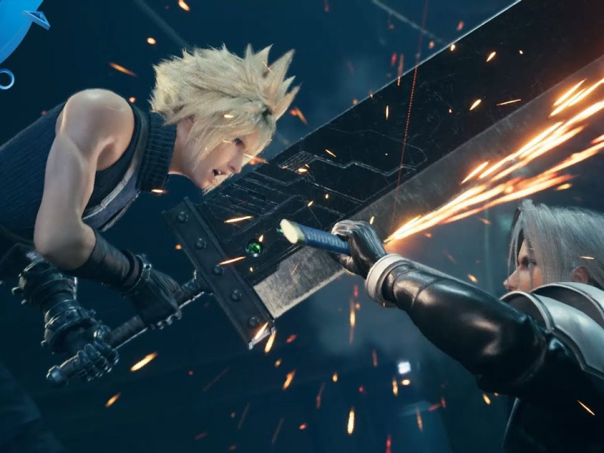 Belajar Jadi Manusia Dari Karakter Cloud Final Fantasy Vii Remake Esportsku