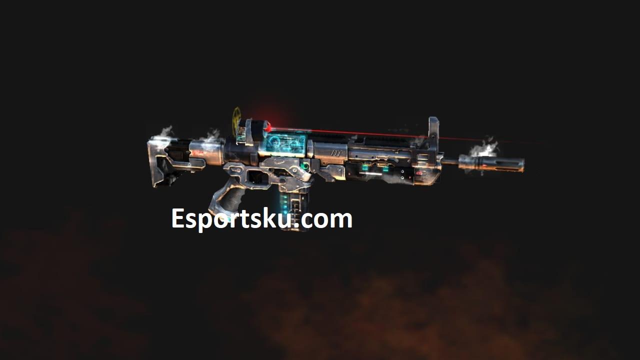 Mungkinkah Skin Senjata Ff Scar Titan Kembali Incubator Free Fire 2020 Esportsku