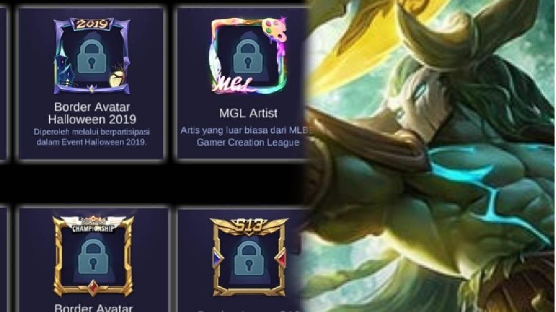 Cara Mendapatkan Border Avatar Mobile Legends Ml Terbaru Esportsku