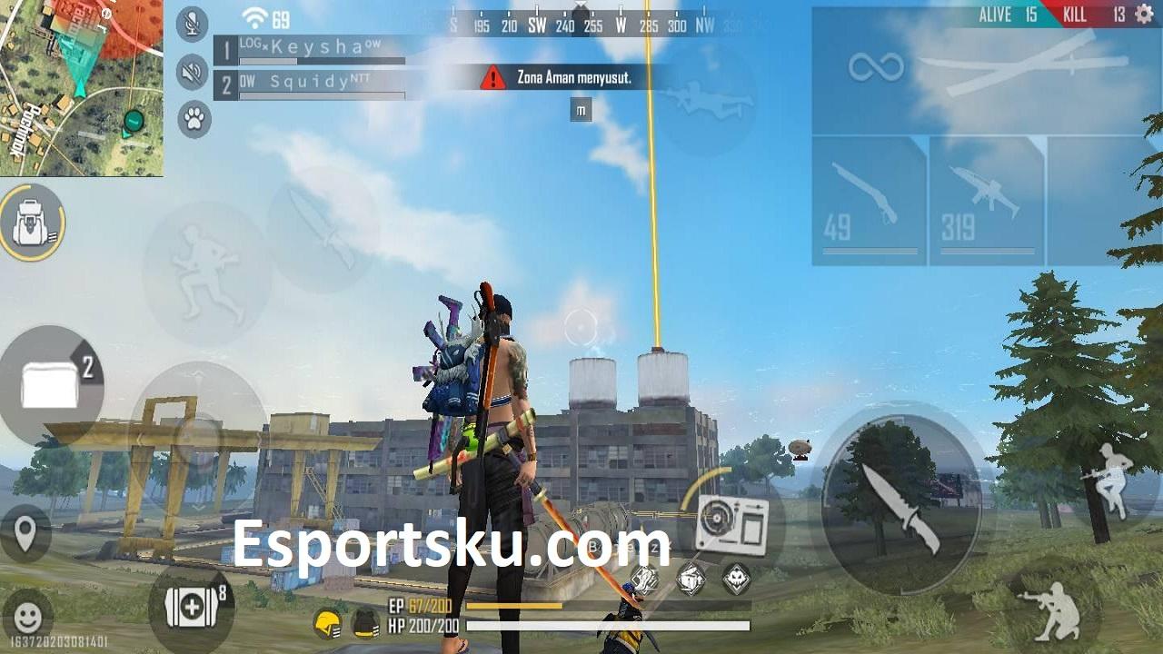 5 Alasan Player FF Memilih Highground Free Fire