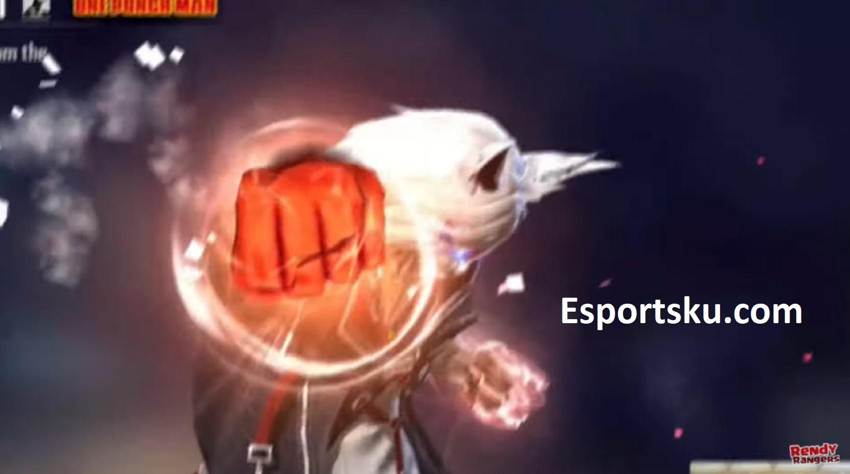 Satu Set Saitama Ff Pada Karakter Free Fire Ini Esportsku