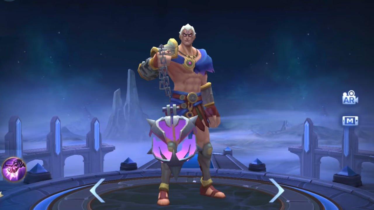 Kisah Hero Phoveus Mobile Legends