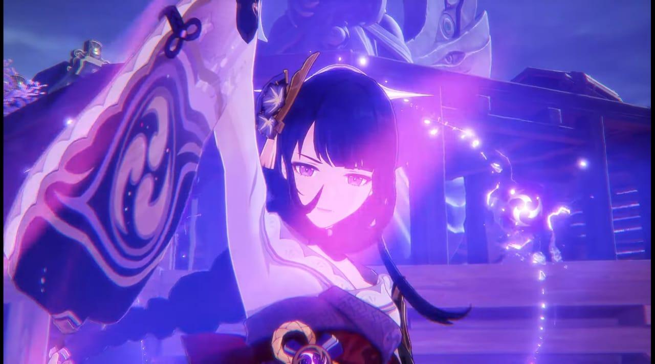 Bocoran Karakter Rate Up Banner Raiden Shogun Genshin Impact