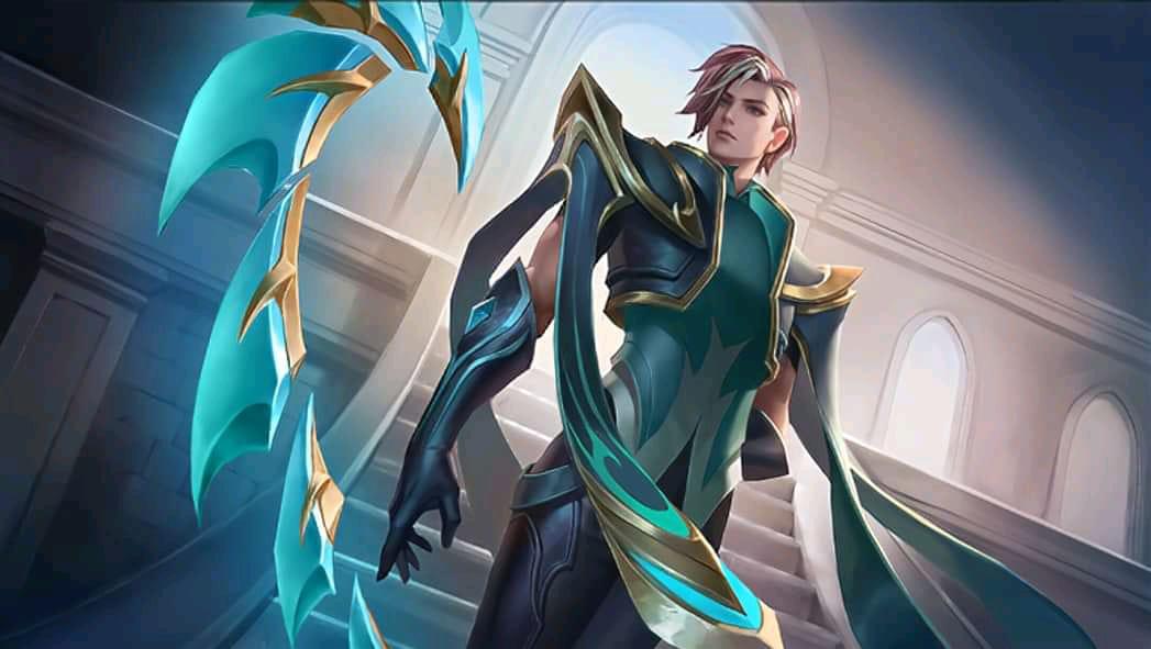 Gameplay Hero Baru Aamon Mobile Legends (ML)