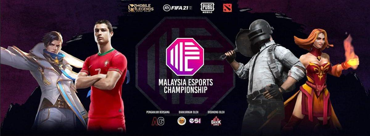 Malaysia Esports League 2021