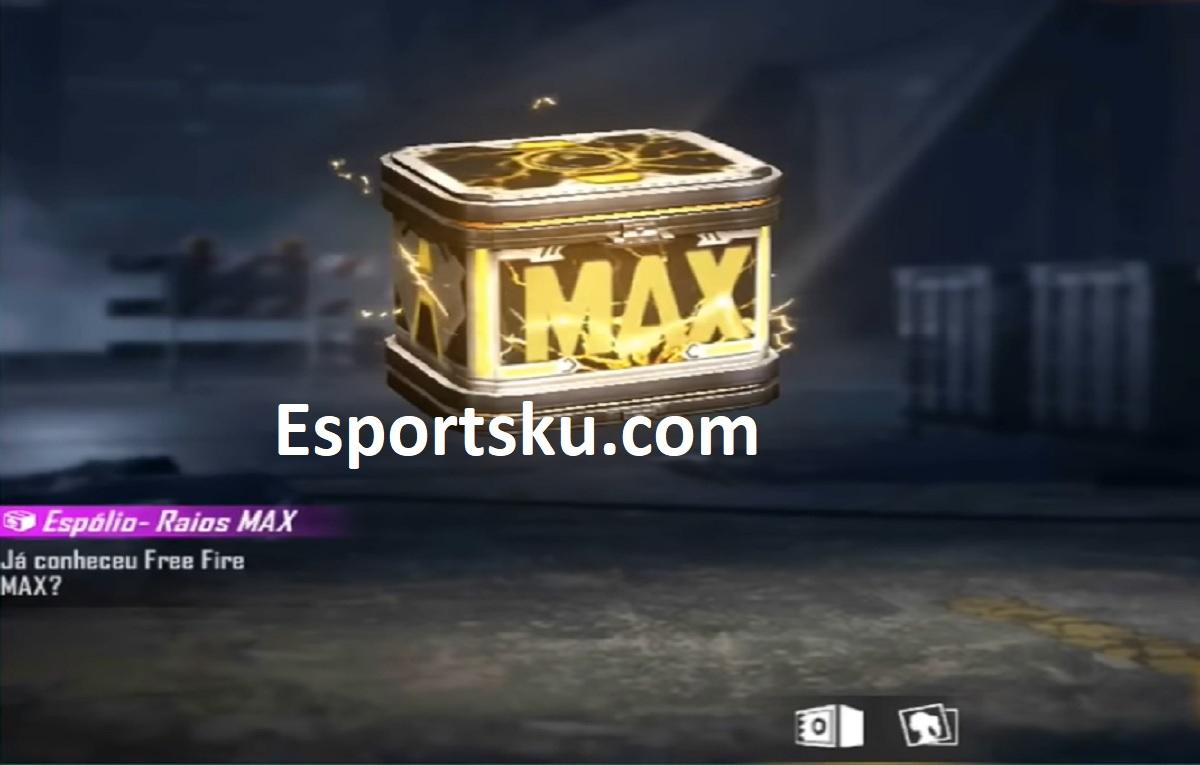 Bocoran Skin Loot Box Max Free Fire (FF)